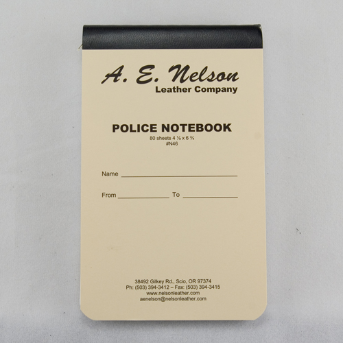#N46 Large Notebook